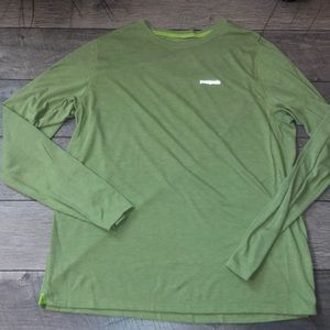 Patagonia long sleeve shirt xl